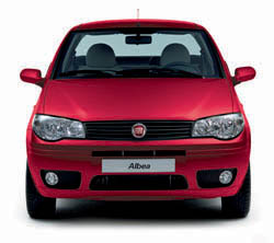 Fiat Albea фас